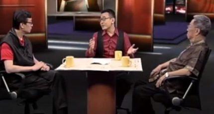 许子东、王蒙《锵锵三人行》:金庸为自己在文学史的地位而焦虑