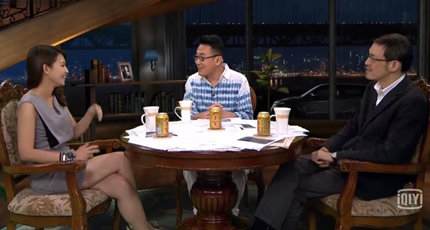 马家辉、林玮捷《锵锵三人行》:徐静蕾冻卵引热议