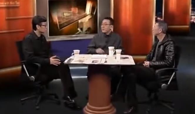 冯小刚、许子东《锵锵三人行》:电影《一九四二》蕴含人类共通人性