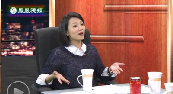 梁文道、竹幼婷《锵锵三人行》:东西方电视剧集中的价值观与道德观