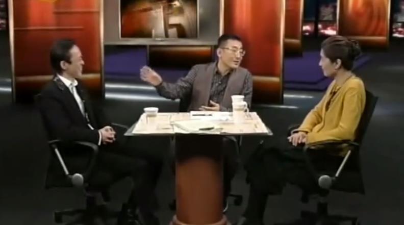 李小牧、查建英《锵锵三人行》:爱情的真谛