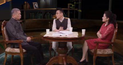 马未都、李菁《锵锵三人行》:谈谈汪国真