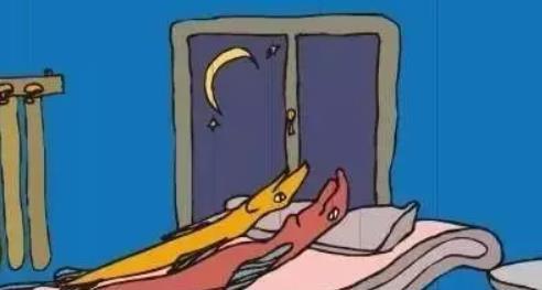 儿童睡前有声绘本故事《只想躺在床上的鱼》在线收听
