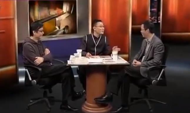 吴晓波、许子东《锵锵三人行》:中国文人从古到今均热衷于丑化商人