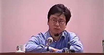 白岩松中山大学演讲:人生就是一场跟岁月的谈判