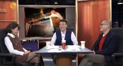 林玮婕、梁文道《锵锵三人行》:影视剧审查不应只由官方说了算