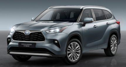 汉兰达最新优惠价格 丰田汉兰达最新款来袭起售价25万
